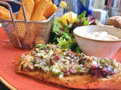 Assiette de Thon #Ilristorante #Food #restaurant #fish