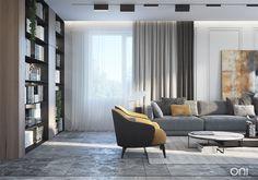 VAREZHKI HOUSE on Behance Fancy Living Rooms, Living Room Red, Living Room Designs, Small House Interior Design, House Design, Hotel Design Architecture, Behance, Apartment Design, Luxury Living