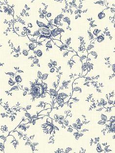 MT 40612 - Wallpaper | Vintage Cottage | AmericanBlinds.com