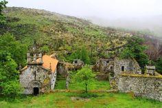 Mosteiro de Pitões das Júnias - Geres