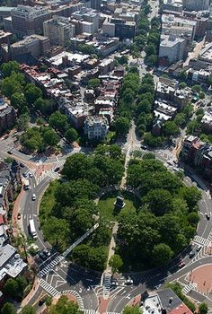 Measuring the Benefits of Urban Forests