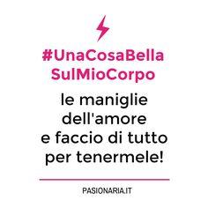 La Friendzone non esiste e la sua #UnaCosaBellaSulMioCorpo ! #PasionariaIT #bodylove #femminismo #feminism