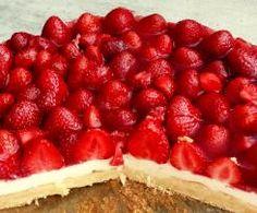 Leckerer Erdbeer - Kuchen (Himbeer, Heidelbeer, ...usw.)