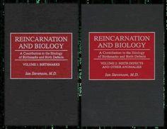 Livros do Dr. Ian Stevenson