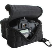 Accessory Power - FlexARMOR X DSLR Neoprene Holster - Case for Nikon,Canon EOS Rebel,Sony Alpha & More DSLR Cameras