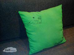 вишиті подушки  знак зодіаку - діва