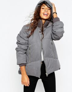 Image 1 of ASOS Padded Jacket