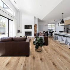 Vinyl Wood Flooring, Luxury Vinyl Flooring, Luxury Vinyl Plank, Waterproof Vinyl Plank Flooring, Oak Flooring, Light Hardwood Floors, Wide Plank Laminate Flooring, Flooring Ideas, Vinyl Wood Planks