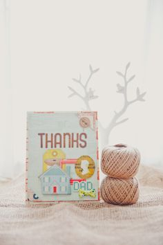 Thank you card by evelynpy