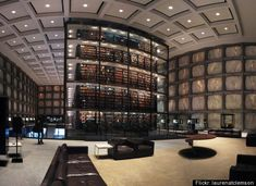 Yale University Beinecke Rare Book and Manuscript Library, Yamina's favorite things