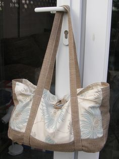hand made handbag for a gift