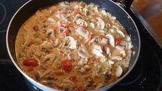 Low Carb Gorgonzola Pilzpfanne mit Huhn, ein schönes Rezept aus der Kategorie Kochen. Bewertungen: 7. Durchschnitt: Ø 3,3.
