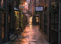 Godstall Lane in Chester by Steve - 1 Million+ (safe) views - thank you, via Flickr