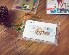 Gift Toppers using the We R Memory Keepers Fuse Tool - by Marie Lottermoser