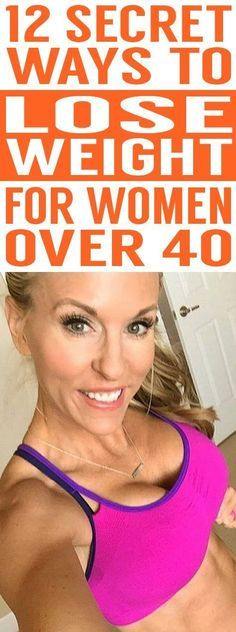 Lose Weight Over 40 ? Easy !!!