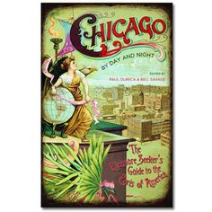 Chicago by Day and Night - Paperback Book