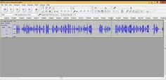 Editing the latest episode of The Comedy Cast, an interview with Irish stand-up comedian Eric Lalor