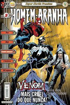Homem-Aranha 2ª Série - n° 3/Abril | Guia dos Quadrinhos
