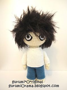 Amigurumi Anime Eyes : 1000+ images about death note on Pinterest Death note ...