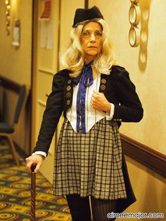 excellent female doctor who costume (the first, of course)