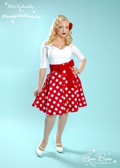 Petite Pinup - Shorter Styles for Your Closet - Pinup Girl Style