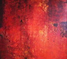 """Alvaro Pérez """"Ventana marrón""""  2014  Acrílico sobre lienzo  150 x 172 cm Alvaro Pérez"""