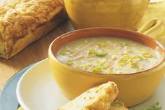 Delicious Homemade Mushroom Soup With Andouille and Cheese Slow Cooker Recipes, Soup Recipes, Vegetarian Recipes, Healthy Recipes, Healthy Food, Making Grilled Cheese, Best Grilled Cheese, Stuffed Pepper Soup, Stuffed Peppers