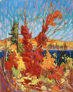 17 Best images about Group of Seven +Tom Thomson + Emily Carr on . Emily Carr, Group Of Seven Art, Group Of Seven Paintings, Canadian Painters, Canadian Artists, Landscape Art, Landscape Paintings, Abstract Paintings, Tom Thomson Paintings