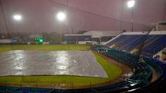 BEISBOL CAMPECHANO: * Cancelada la doble jornada en Ciudad del Carmen entre Rojos del Aguila y los Delfines