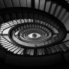 """The eye of the Architect"" (Franco Albini and Franca Helg in Roma La Rinascente)"