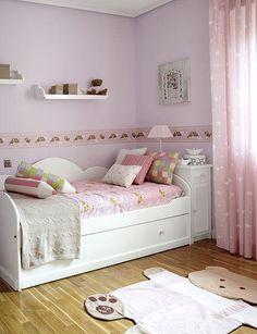 Con cama-nido