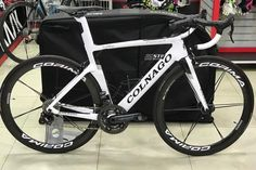 Colnago Concept with Corima wheelset Triathlon Bikes, Downhill Bike, Bmx Freestyle, Cycle Chic, Bicycle Race, Bike Design, Road Bikes, Road Racing, Bikers