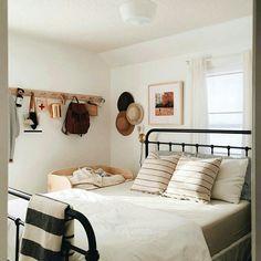 My Country Living Dream Bedroom, Home Bedroom, Bedroom Decor, Bedroom Ideas, Bedrooms, Bedroom Inspo, Bedroom Inspiration, Master Bedroom, Guest Bed
