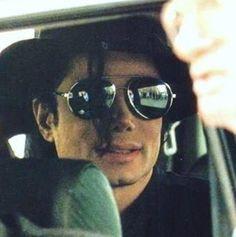 Love him in sunglasses