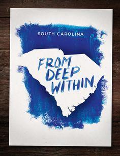 Cheers to South Carolina