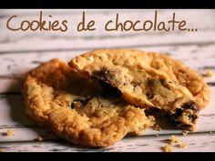 Cookies de chocolate | Cocina SIN