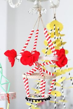 How To Make a Pajaki Chandelier — Apartment Therapy Tutorials | Apartment Therapy