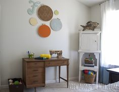 One Week Flash Mob Room Refresh on a Budget! - * View Along the Way *