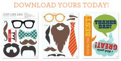 Father's Day Photo props dadprintable_blog_3