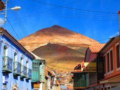 Potosi, #Bolivia #travel