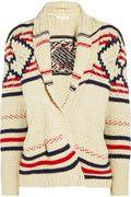 ÉTOILE ISABEL MARANT  Kiliann cotton-blend cardigan