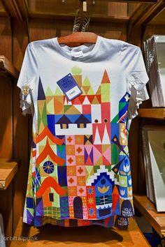 i want this Mary Blair shirt so badly, it hurts.