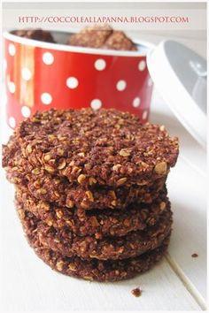 Biscotti tipo Grancereale al cacao