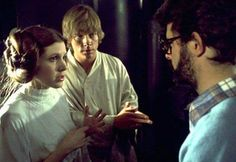 Behind the scenes...EPISODE IV - A NEW HOPE (1977)