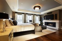 Park Side Retreat - contemporary - bedroom - toronto - Parkyn Design