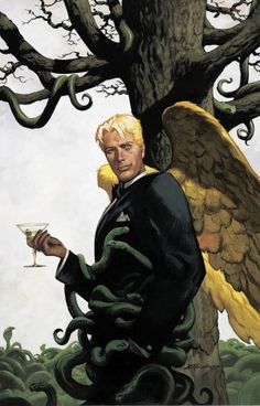 "DC's ""Lucifer"" Receives Pilot Order From Fox - Comic Book Resources"