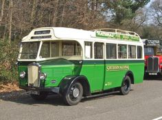 Dennis Mace - Eastern Counties Retro Bus, Buses And Trains, Bus Coach, Busses, Public Transport, Coaches, Liverpool, Transportation, British