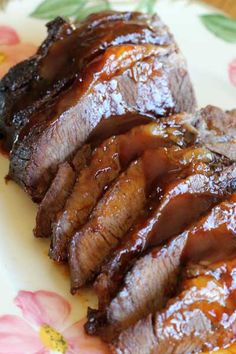 No fail beef brisket AND a recipe for homemade BBQ sauce