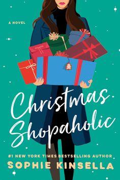 Christmas shopaholic Cozy Christmas, Christmas Books, Christmas Themes, New Books, Good Books, Books To Read, Comfort And Joy, The Draw, On Repeat