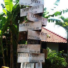 Nice to be in Bali! | far far far away...| Ed Bones